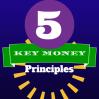 5 Key Money Principles Graphic